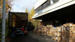 Übernahme der Sortimentsabwicklung für Seibert Vertriebs GmbH aus Stuttgart